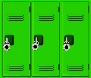 Clip Art Images Lockers Stock Photos   Clipart Lockers Pictures