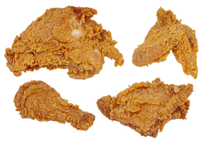 Fried Chicken Parts   Http   Www Wpclipart Com Food Meat Chicken Fried
