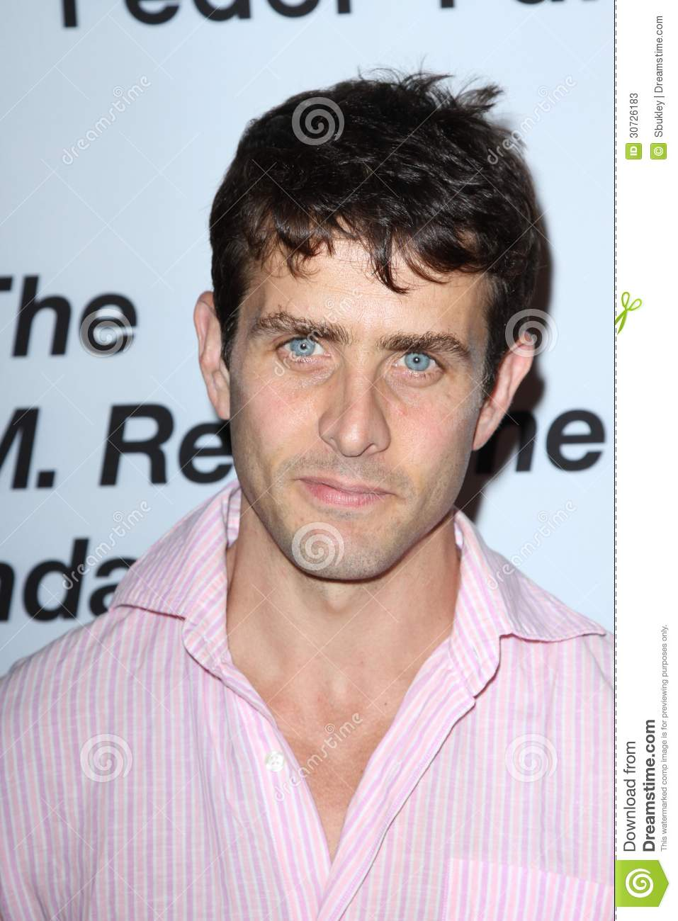 Joey Mcintyre At The 7th Annual Pink Party Drais Hollywood Ca  09