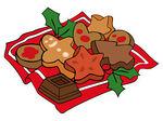 Christmas Treats Clipart - Clipart Kid