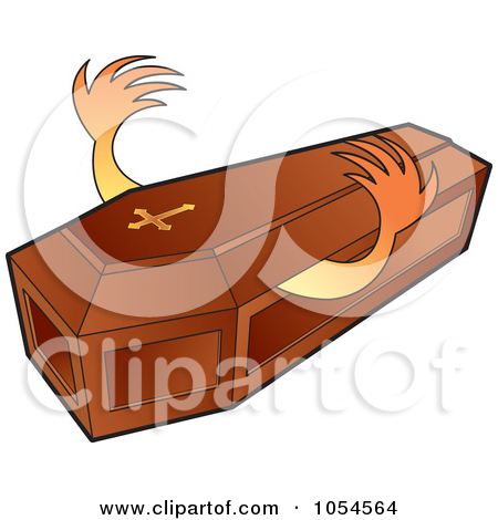 Royalty Free Coffin Illustrations By Lal Perera Page 1