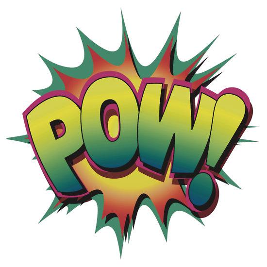Zap Clipart Batman Bam Pow Zap Vector