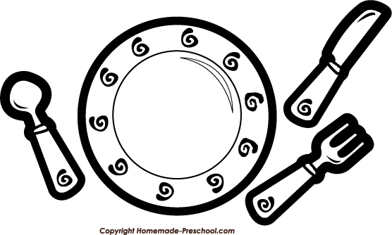 Dishes Clipart Home Free Clipart