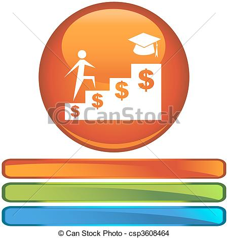 Eps Vector Of Student Financial Aid Csp3608464   Search Clip Art
