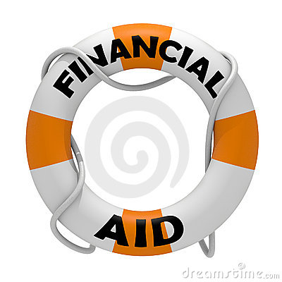 Financial Aid Royalty Free Stock Photography   Image  22329217