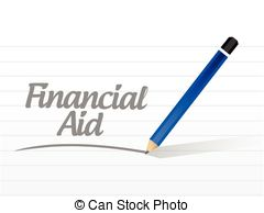 Financial Aid Vector Clipart And Illustrations