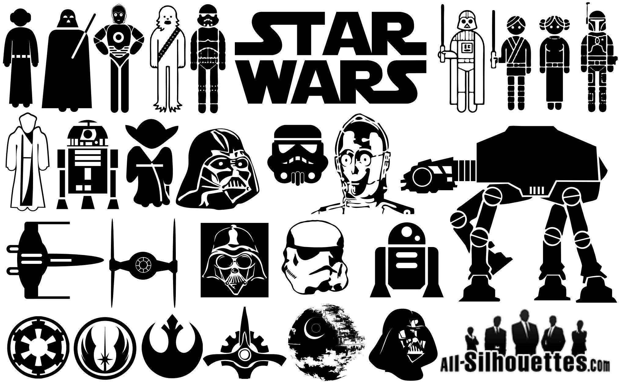 Star Wars Ship Clipart - Clipart Kid
