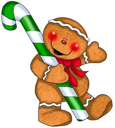 Sandpaper Gingerbread Man   30 Homemade Christmas Card Ideas