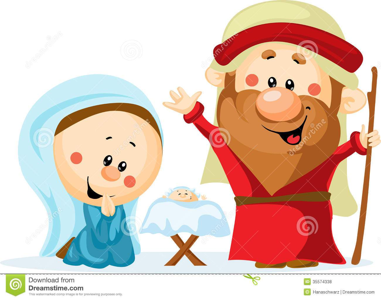 Baby Jesus In Manger Clip Art Free   The Jesus Wallpapers Collection