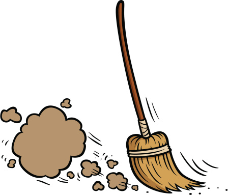 Back   Imgs For   Dustpan And Broom Clipart