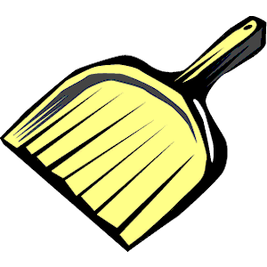 Dust Pan Clipart Cliparts Of Dust Pan Free Download  Wmf Eps Emf