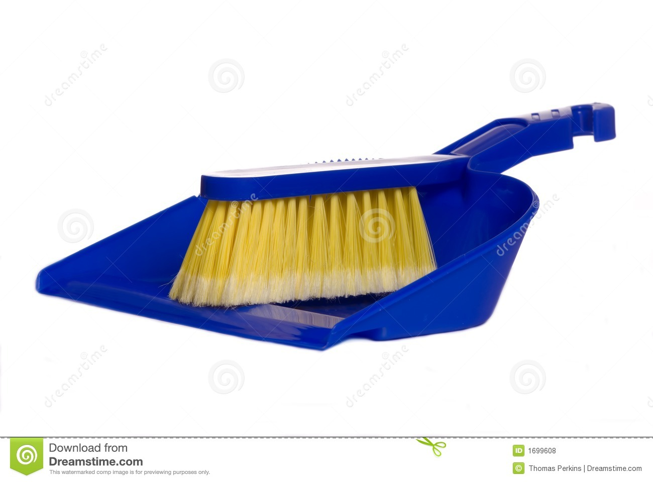 Dust Pan Royalty Free Stock Photos   Image  1699608