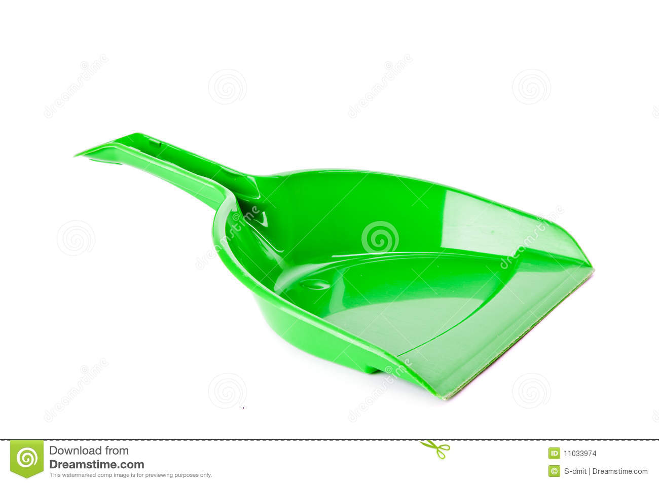 Dust Pan Stock Images   Image  11033974