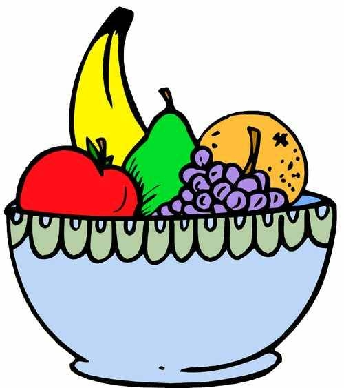 Fruit Bowl Drawing With Shading Clipart Panda Free Clipart Images