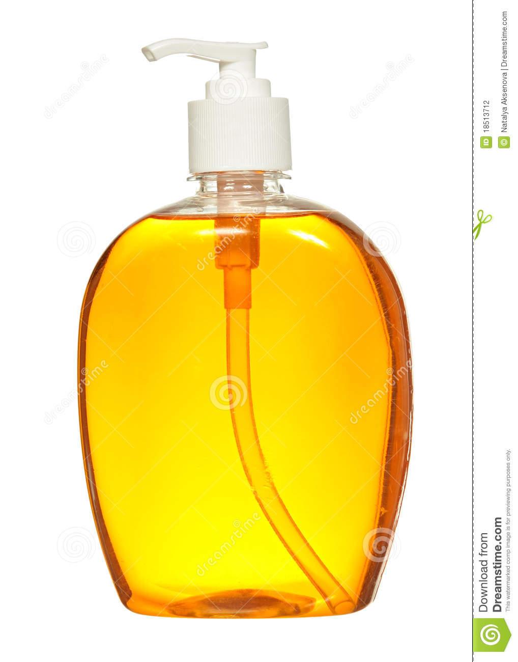 Liquid Soap Clipart - ...