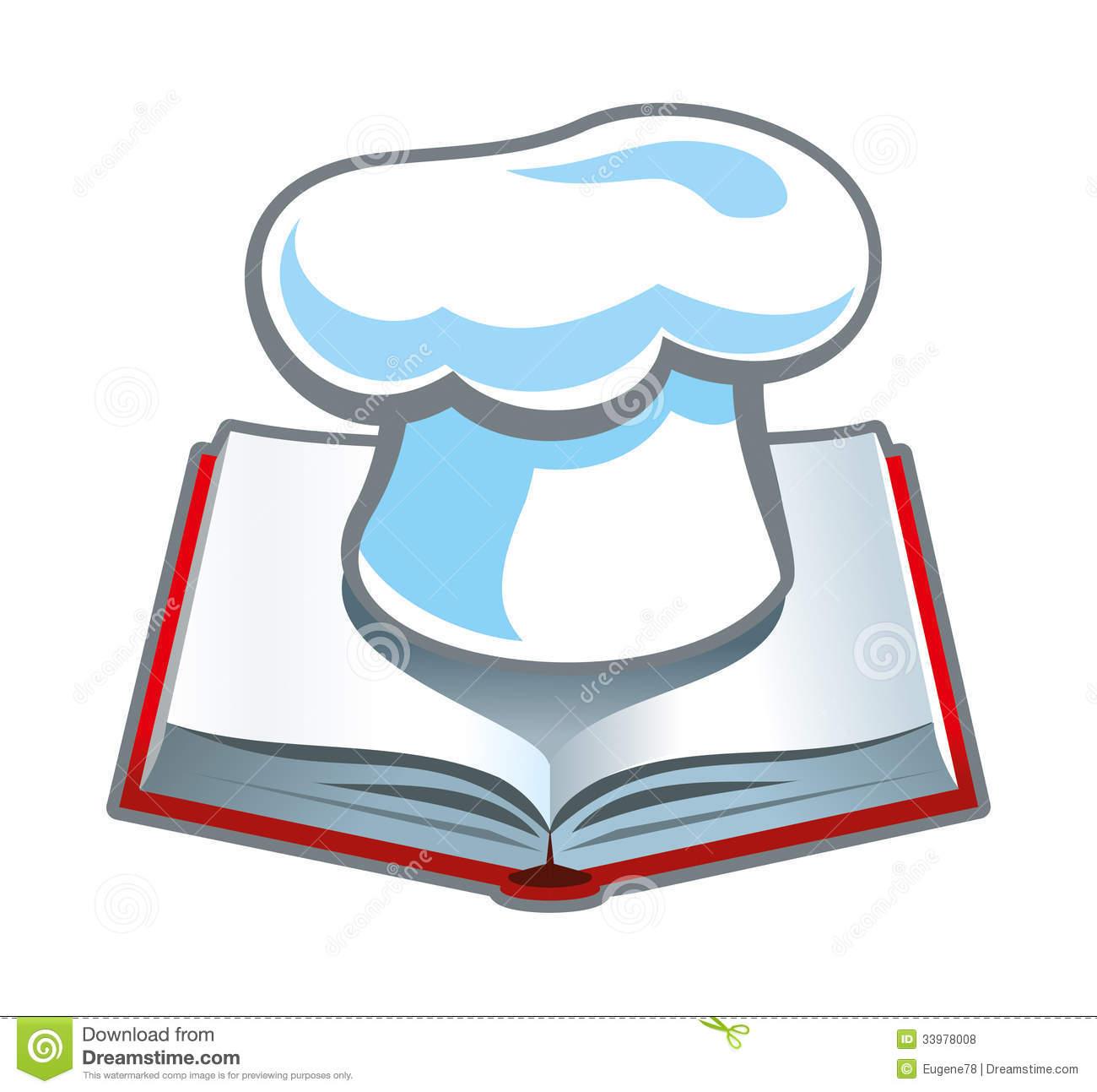 Cookbook Cover Clipart : Recipe cookbook clipart suggest