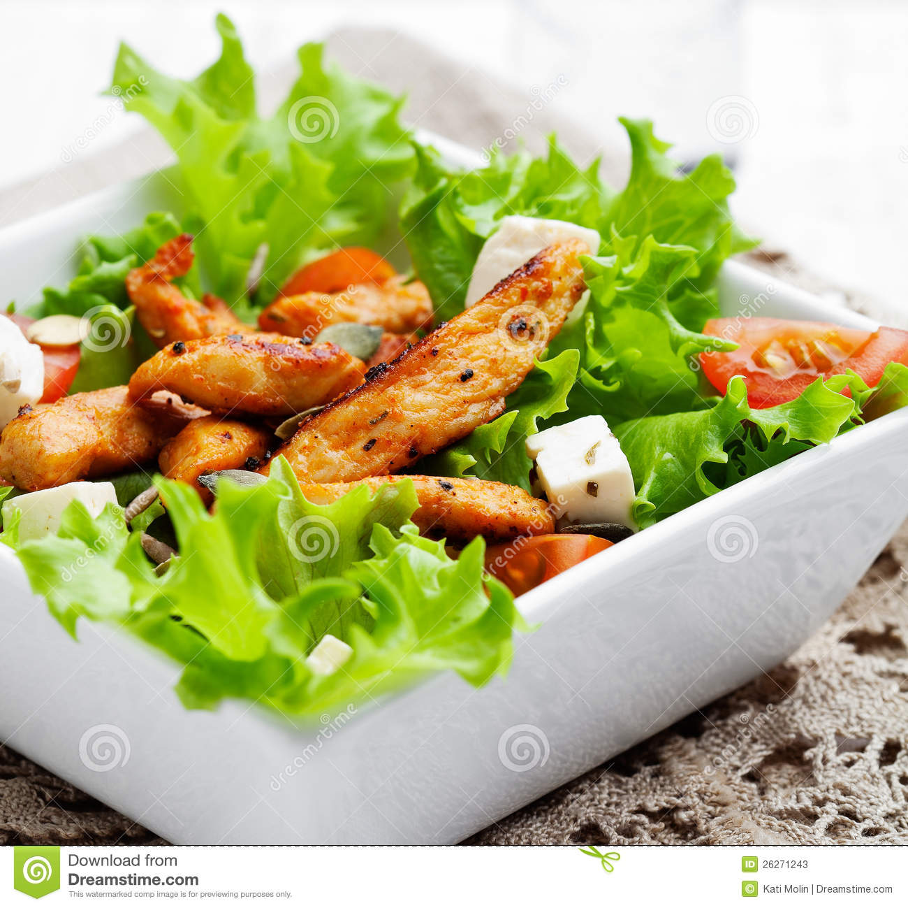 Chicken Salad Stock Photos   Image  26271243