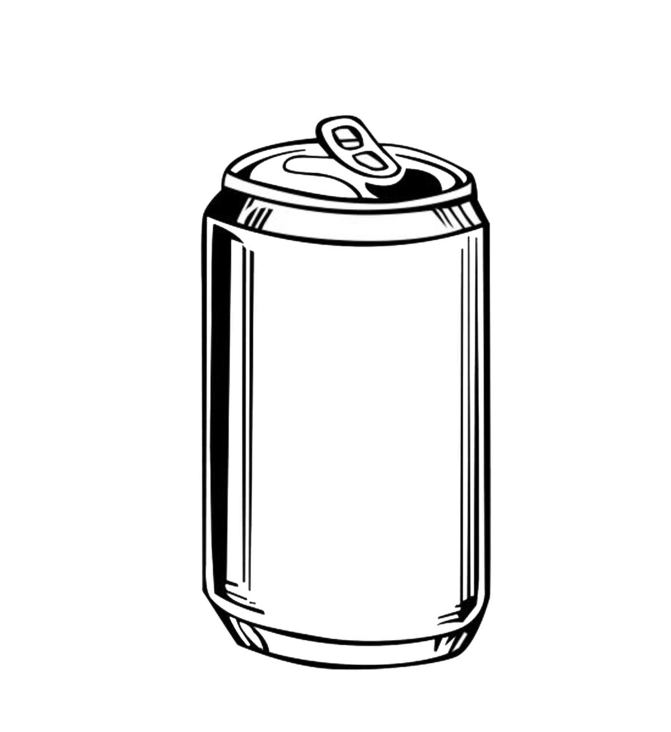 Pop Can Drive Clipart - Clipart Suggest