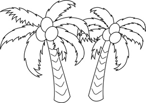 Clip Art Images Palm Tree Stock Photos   Clipart Palm Tree Pictures