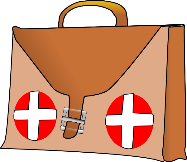 First Aid Kit Clip Art At Clker Com   Vector Clip Art Online Royalty