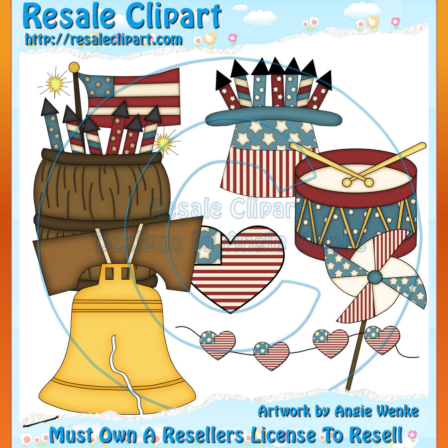 Resale Clipart  May Clipart Club Graphics Join Today
