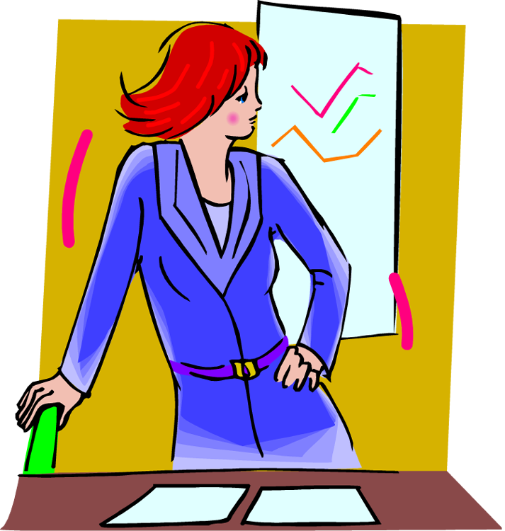 Event Planner Clipart