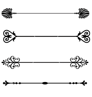 Professional Page Dividers Clipart - Clipart Kid