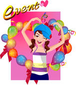 Showing Gallery For Event Planner Clipart