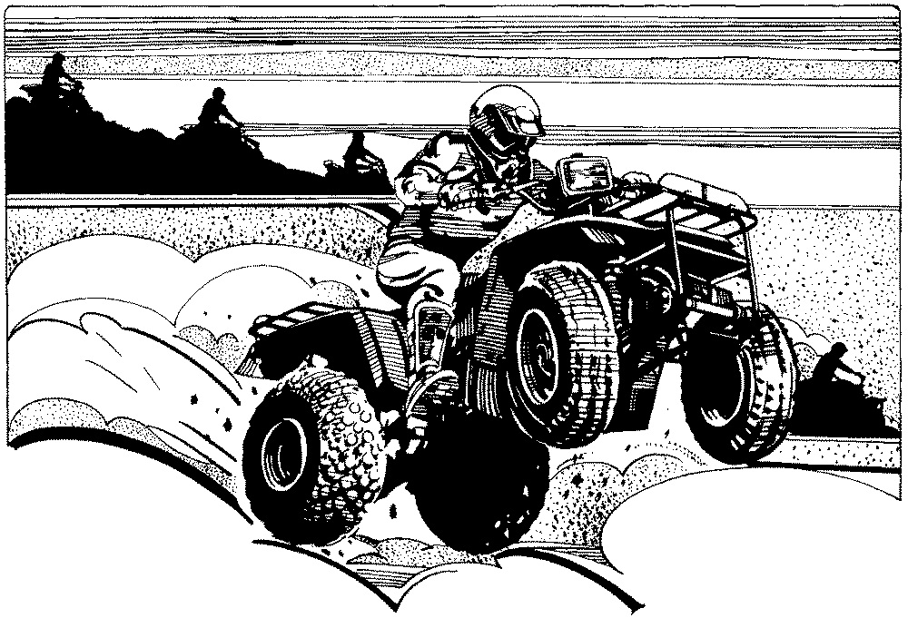 Augusta Maine   The Thorny Issue Of All Terrain Vehicle Use On