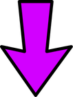 Icon Arrow Down Pink Triangle Http Www Designdownloader Com I Id Arrow