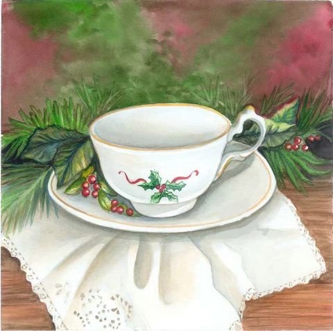 Life After Nexcom  Larry Nelson   A Cup Of Christmas Tea