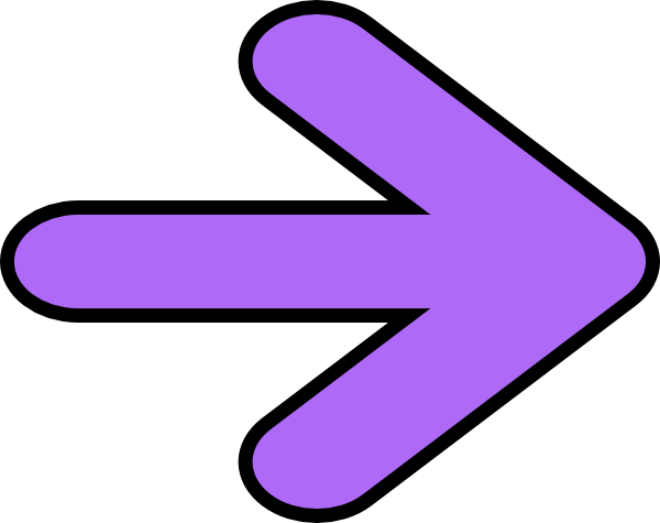 Right Arrow Purple Clip Art At Clker Com   Vector Clip Art Online