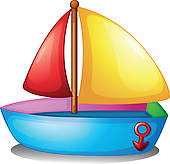 Toy Sailboat Clipart   Clipart Panda   Free Clipart Images