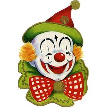 Vintage Circus Clown Clipart Photos   Good Pix Gallery