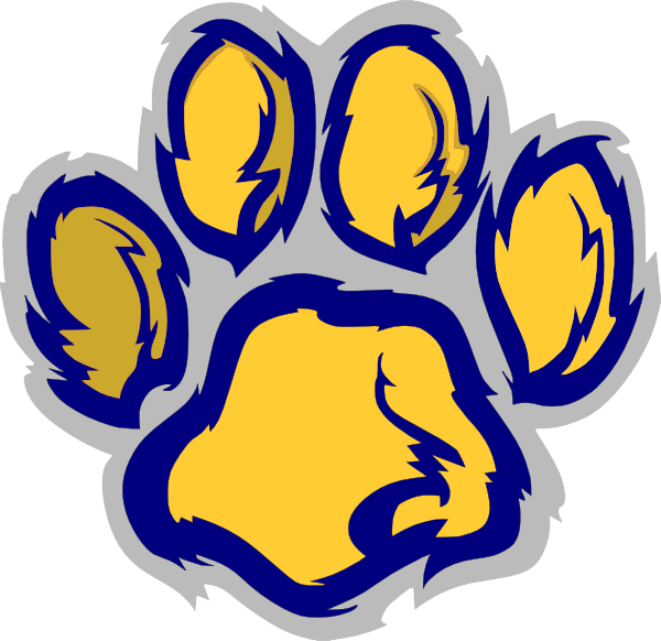 Wildcat Claws Clipart
