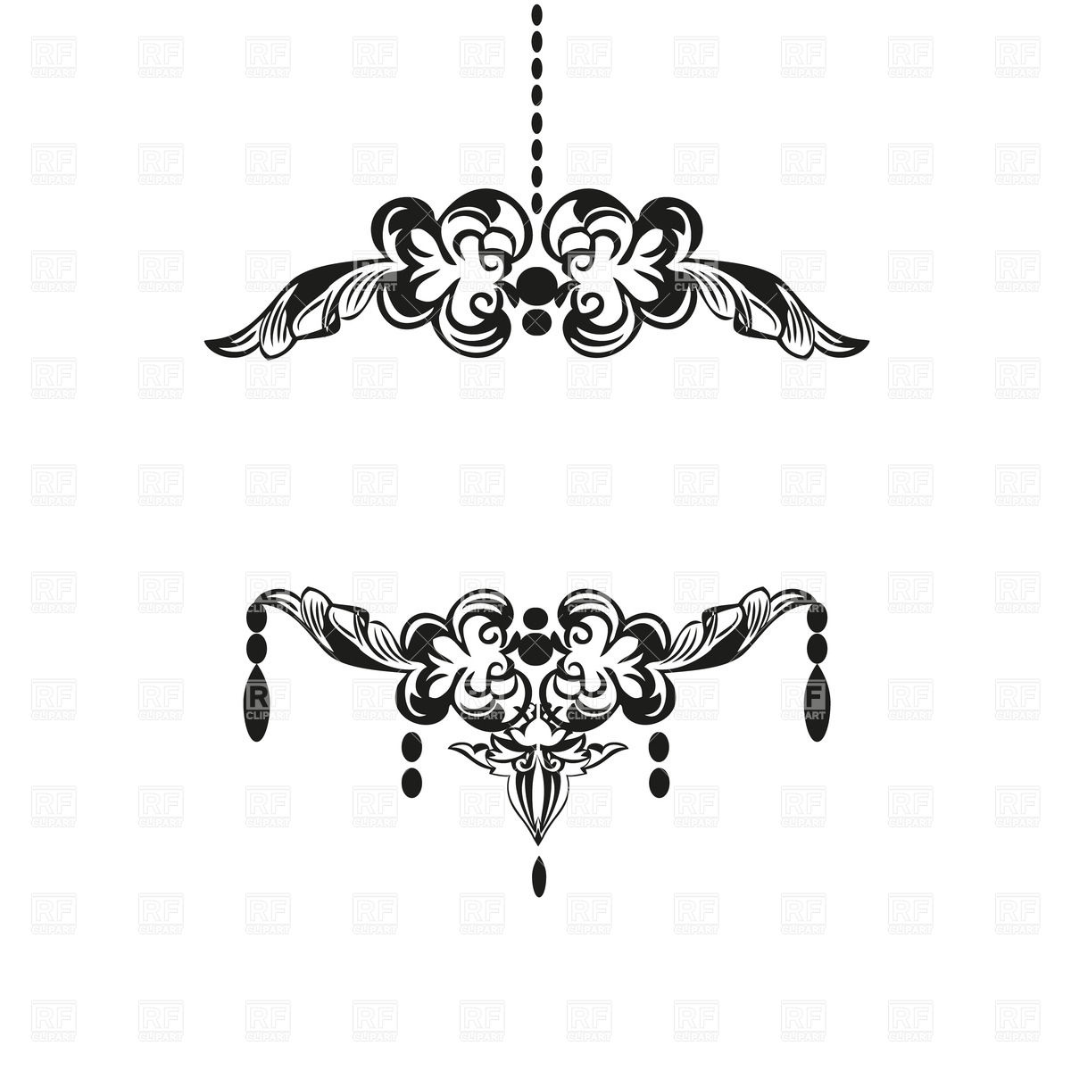 Chandelier Clipart Clipart Suggest