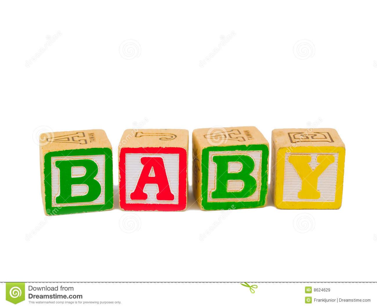 Baby Blocks Toys : Baby abc blocks clipart suggest