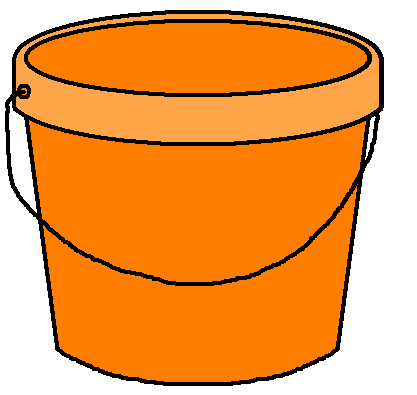 Beach Pail Clipart - Clipart Suggest