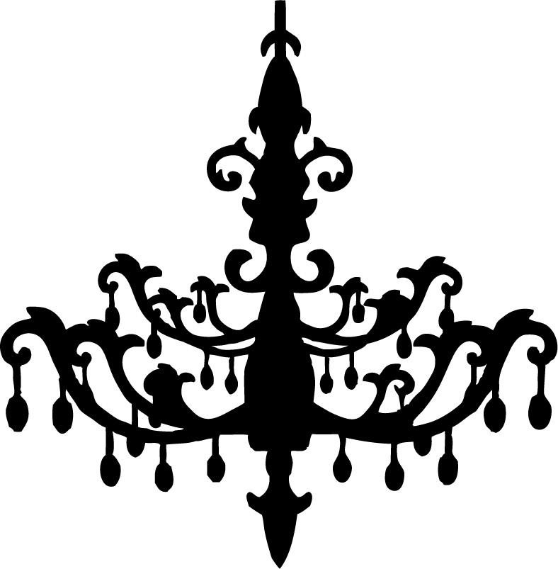 Chandelier Clipart Clipart Suggest : chandelier silhouette clip art RDgcVC clipart from www.clipartkid.com size 788 x 803 jpeg 707kB