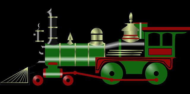 Cute Train Clipart - Clipart Suggest