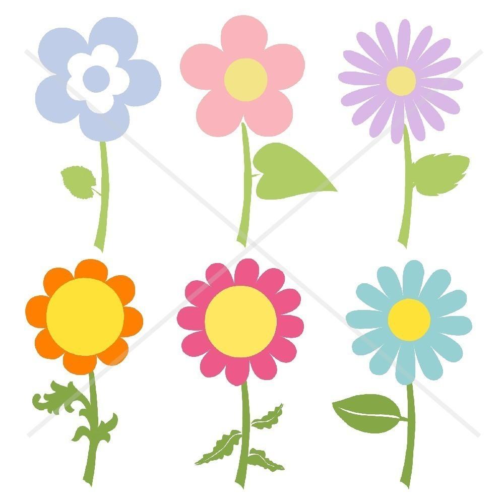 clipart garden flowers - photo #7