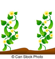 Flower Bed Stock Illustrations  3926 Flower Bed Clip Art Images And