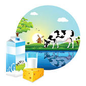 Go Back   Pix For   Dairy Farm Clipart