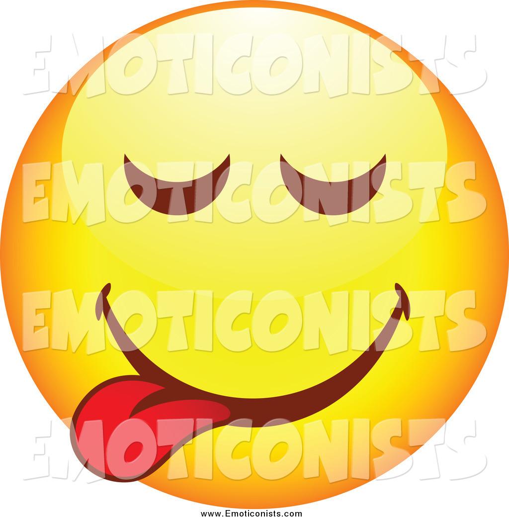 Goofy Smiley Face Clipart