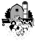 Has Feeders Tubs And All Types Of Tools For Use At Ranches Farms Or