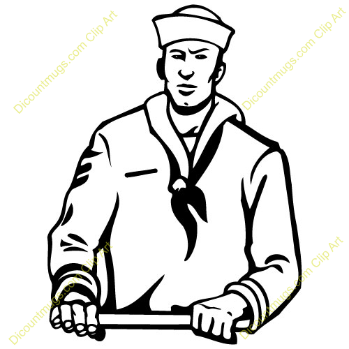 Navy Sailor Hat Clipart Sailor Clipart