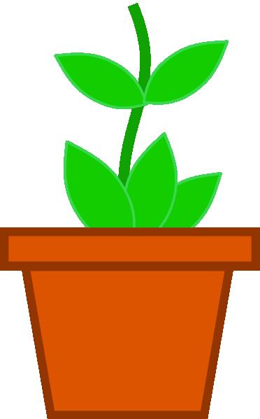 Potted Plant Clip Art – Cliparts
