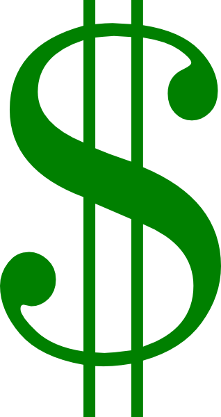 Related Image With Money Sign Clip Art