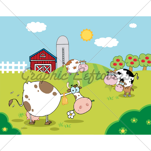 Results For Farm Scene Stock Photo Images 51248 Farm Scene Royalty