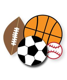 Sports Themed Baby Shower Clipart   Cliparthut   Free Clipart
